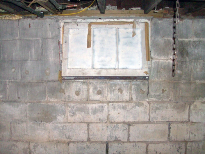 Vinyl Insulated Basement Windows