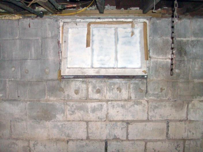 Vinyl Insulated Basement Windows